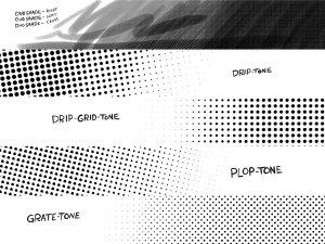 半色调效果iPad绘画应用Procreate笔刷 Procreate Half-tones插图8
