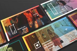 新媒体社交媒体传播设计物料效果图样机模板01 Landscape Perspective Mockup 01插图3