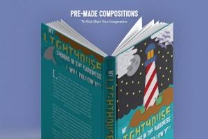 可爱剪纸艺术插画AI设计素材 Paper Kingdom Illustrator Graphic Styles插图6