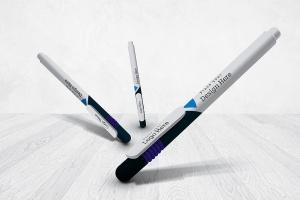 圆珠笔签字笔样机模板v9 Pen Mockup V.9插图1
