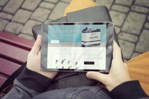 ipad平板电脑屏幕样机模板 iPad Screen Mockup插图7
