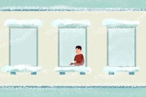 冬天雪景数码绘画AI画笔笔刷 Snow and Winter Brushes for Adobe Illustrator插图7