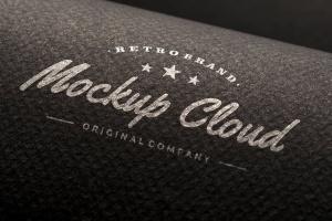 徽标Logo印刷效果展示样机合集 Logo Mockup Set插图9