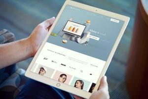 平板电脑iPad Pro样机v4 iPad Pro Mockups v4插图1