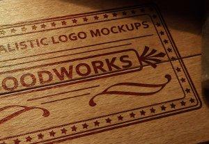 质感超级写实的经典品牌LOGO设计展示模型Mockups[PSD]插图2