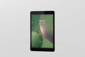 iPad平板电脑屏幕设备样机 Tablet Screen Mockup插图8