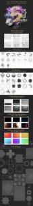 烟雾萦绕视觉特效PS素材大礼包[3.03GB] Smoke Toolkit 2插图13