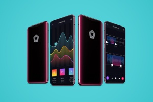 OPPO智能手机Find X样机模板套装 Oppo Find X Kit Mockup插图6