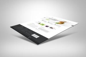 网站UI设计3D展示图样机模板 3D Web Presentation Mockup (V1)插图6