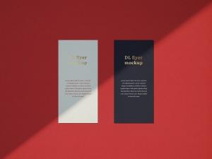 品牌VI设计系统办公用品印刷品套件样机 Stationary Mockup — Set 1插图11