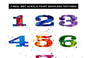 混合油漆涂刷图层样式 Paint Bucket for Photoshop插图3