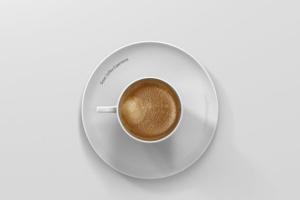 逼真咖啡杯马克杯样机模板 Coffee Cup Mockup插图13