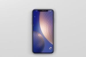 高品质的iPhone XS Max智能手机样机模板 Phone XS Max Mockup插图9
