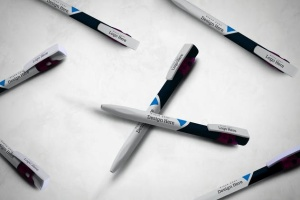 圆珠笔签字笔样机模板v13 Pen Mockup V.13插图5
