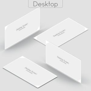 屏幕界面设计效果图等距网格样机模板 Isometric Device Screen Creator插图5