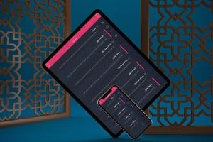 阿拉伯文APP应用iPhone XS和iPad Pro样机模板 Arabic iPhone XS & iPad Pro插图6