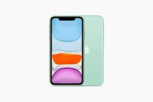 2019年新款iPhone 11苹果手机样机模板[6种配色] iPhone 11 Mockup插图4