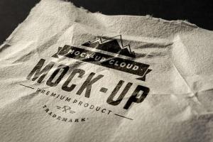 徽标Logo印刷效果展示样机合集 Logo Mockup Set插图7