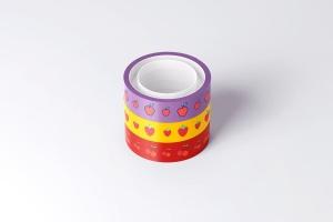 管道胶带印花印刷图案样机模板 Duct Tape Mock-up插图1