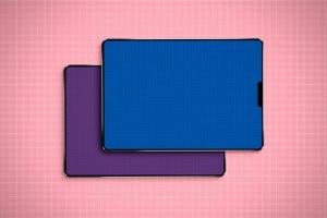 概念版本iPad X样机模板 iPad X Mockup插图9
