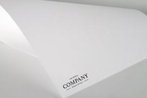 纸张印刷品Logo标志样机模板v1 Paper Logo Mock Up Pack vol 01插图3