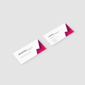 企业VI标识设计预览办公用品套件样机 Branding Identity – Material Triangle for Psd插图9