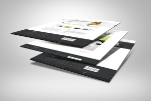 网站UI设计3D展示图样机模板 3D Web Presentation Mockup (V1)插图8