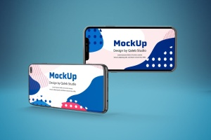 iOS/Android手机应用设计UI效果图样机 IOS & Android MockUp插图6