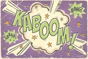 复古连环漫画印刷效果图层样式 Vintage Comic Creator插图4