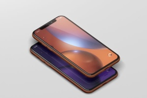 高品质iPhone XR智能设备样机 Phone XR Mockup插图12