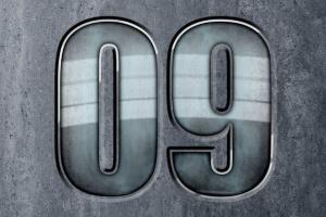 11种雕刻文字图层样式 11 Engraved Text Styles插图11