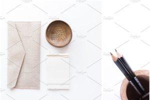 办公场景博客社交媒体贴图样机 NEW   Minimalist Stock Photo Bundle插图5
