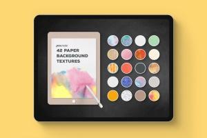 Proceate手绘设计师必备笔刷&模板素材包 Procreate Brushes & Templates Bundle插图6