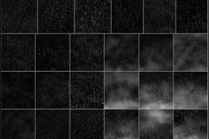 50款高分辨率雨水PS笔刷 50 Rain Photoshop Brushes插图3
