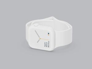 苹果第四代智能手表超级样机套装 Apple Watch 4 Mockups插图29