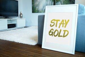 24款实用银色和金色图层样式 24 Silver and Gold Styles插图4