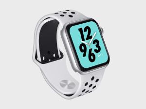 苹果第四代智能手表超级样机套装 Apple Watch 4 Mockups插图32