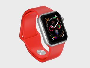 苹果第四代智能手表超级样机套装 Apple Watch 4 Mockups插图33
