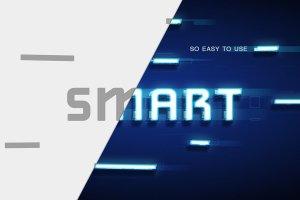 炫酷平滑3D高科技效果PS字体样式 TECHNOLOGY TEXT EFFECT插图6