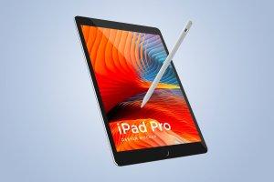 多角度的iPad Pro展示模型Mockup下载[psd]插图9