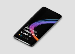 三星智能手机S10超级样机套装 Samsung Galaxy S10 Mockups插图37