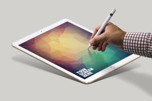 iPad Pro响应式UI设计演示设备样机 iPad Pro Responsive Mockup插图7