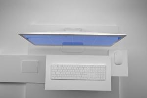 极简设计风格iMac一体机电脑样机v2 Clean iMac Pro V.2插图11