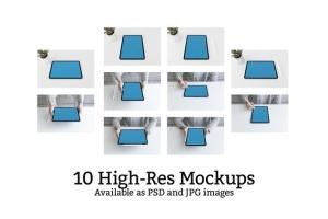 真实场景iPad Pro(第三代)设备样机展示模板 10 iPad Pro (3rd Generation) Mockups插图3