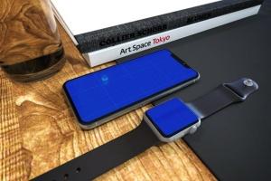 Apple智能手表&iPhone Xs手机样机模板 Apple Watch & iPhone XS插图9