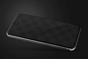 iPhone X手机屏幕设计图预览样机模板06 iPhone X Mockup 06插图5
