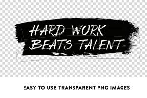 16款画笔图案PS笔刷 16 Grunge Brushes插图4