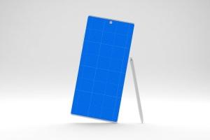 简约风格三星Note 10智能手机样机模板 Clean Note 10 Mockup插图9