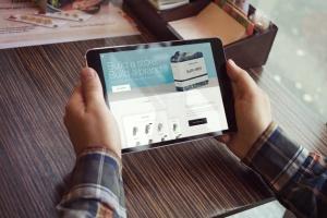 ipad平板电脑屏幕样机模板 iPad Screen Mockup插图5