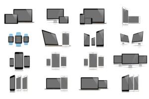 62款响应式网页设计预览样机套装 62 Responsive Mockups插图5